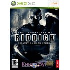 Боевик / Action  Chronicles of Riddick: Assault on Dark Athena Xbox 360