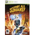 Боевик / Action  Destroy All Humans! Path of the Furon xbox 360