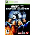 Боевик / Action  Fantastic 4: Rise of the Silver Surfer [Xbox 360]