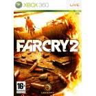 Боевик / Action  Far Cry 2 xbox360