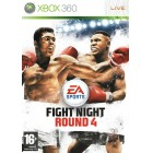 Драки / Fighting  Fight Night ROUND 4 (Classic) Xbox 360, английская версия