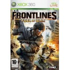 Боевик / Action  Frontlines: Fuel of War [Xbox 360]