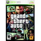 Боевик / Action  Grand Theft Auto IV (Classics) [Xbox 360, русская документация]