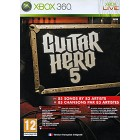 Музыкальные / Music  Guitar Hero 5 [Xbox 360]