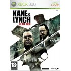 Боевик / Action  Kane & Lynch: Dead Men xbox 360