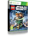 Детские / Kids  LEGO Star Wars III: the Clone Wars Xbox 360, русская документация
