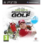 Спортивные игры  John Daly's Prostroke GOLF PS Move