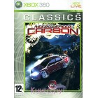 Гонки / Racing  Need for Speed Carbon (Classics) [Xbox 360, английская версия]