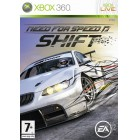 Гонки / Racing  Need for Speed Shift Xbox 360, русская версия