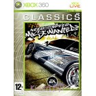 Гонки / Racing  Need for Speed: Most Wanted (Classics) Xbox 360, русская документация