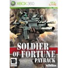 Боевик / Action  Soldier of Fortune: Payback xbox 360