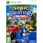 Гонки / Racing  Sonic&Sega All-Stars Racing [X-Box 360]
