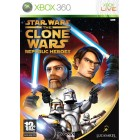 Боевик / Action  Star Wars The Clone Wars: Republic Heroes [Xbox 360]
