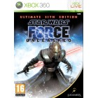 Боевик / Action  Star Wars: The Force Unleashed - Sith Edit xbox360
