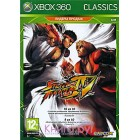 Драки / Fighting  Street Fighter IV Classics [X-Box 360]