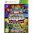Боевик / Action  Super Hero Squad: the Infinity Gauntlet [Xbox 360, английская версия]