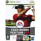 Спортивные / Sport  Tiger Woods PGA Tour 08 [Xbox 360]