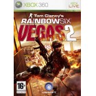Боевик / Action  Tom Clancy's RainbowSix Vegas 2 [Xbox 360]
