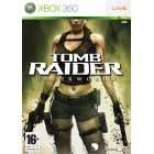 Боевик / Action  Tomb Raider: Underworld xbox360