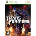Боевик / Action  Transformers: Revenge of the Fallen [Xbox 360]