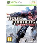 Боевик / Action  Transformers: War for Cybertron [Xbox 360]