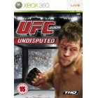 Драки / Fighting  UFC 2009 Undisputed (Classic) [Xbox 360, русская версия]